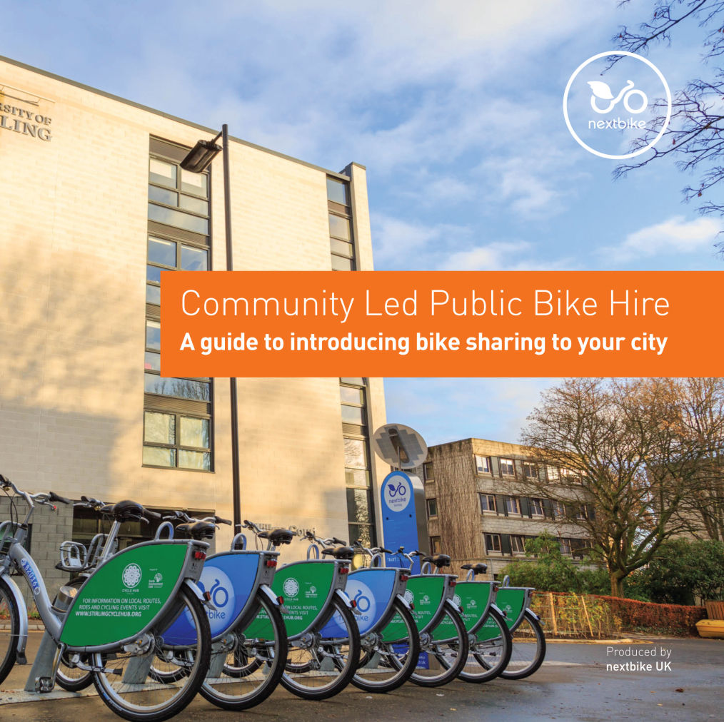 Community Led Public Bike Hire