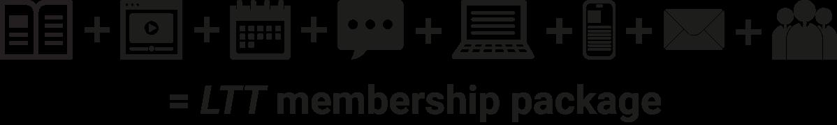 LTT Membership Package
